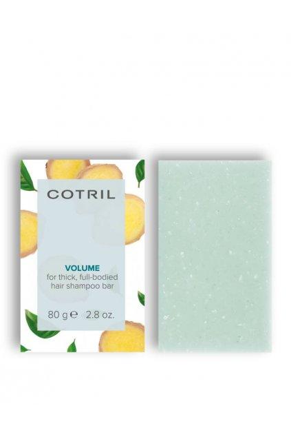 Cotril VOLUME Tuhý šampon pro objem a husté vlasy 80g