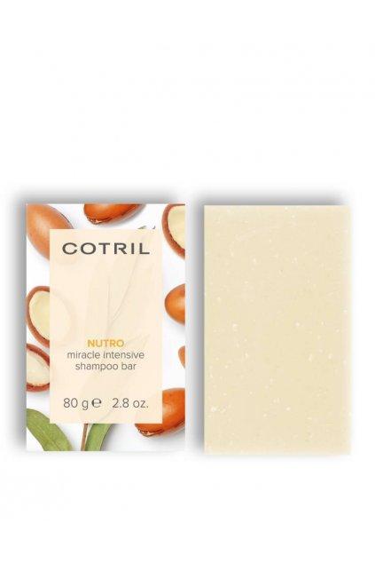 Cotril NUTRO MIRACLE Tuhý šampon  vyživující pro suché vlasy 80g