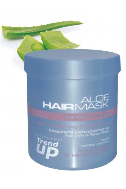 Trend up ALOE VERA Maska pro suché poškozené vlasy 1000ml