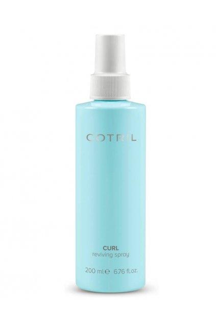 Cotril CURL Sprej loknovač udržuje a tvaruje vlnité a kudrnaté vlasy 200ml