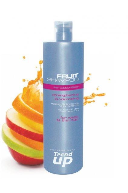 Trend up FRUIT Šampon pro jemné a řídké vlasy, dodá objem a sílu, ovocné kyseliny 1000ml