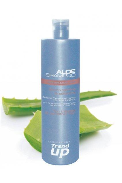 Trend up ALOE VERA Šampon pro suché vlasy 1000ml