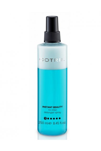 Cotril INSTANT BEAUTY Leave-in BI-PHASE hydratační kondicionér 250ml