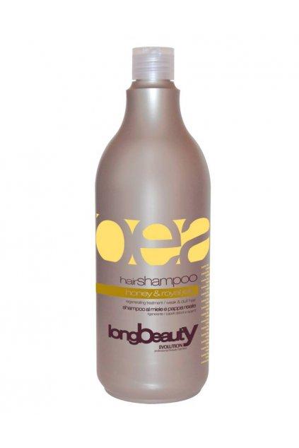 Evolution Šampon MIELE med, pro slabé a matné vlasy 1000ml