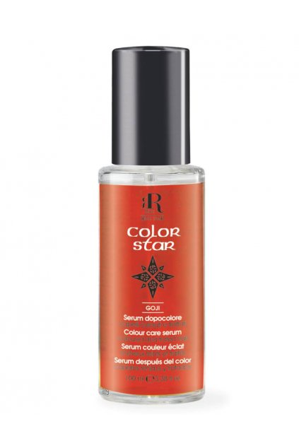 RR Line COLOR STAR Sérum pro barvené a namáhané vlasy s goji a monoi