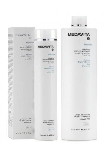 Medavita REQUILIBRE Šampon pro mastnou pokožku