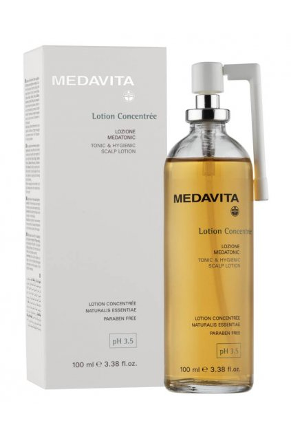 Medavita LC Tonikum MEDATONIC pro každodenní posílení vlasů 100ml
