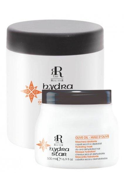RR Line HYDRA STAR Maska hydratační pro suché a dehydrované vlasy