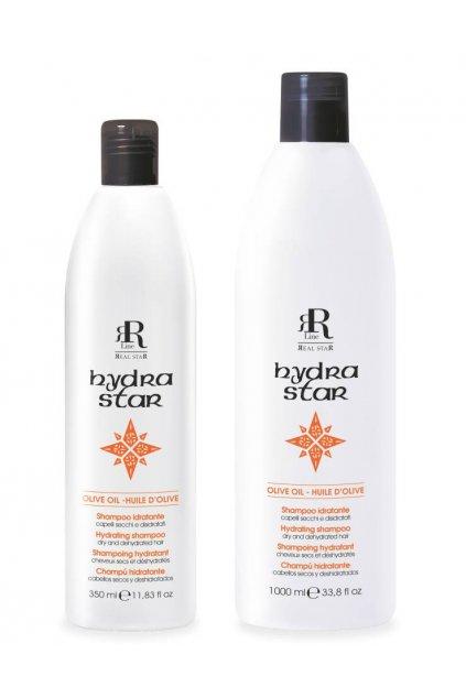 RR Line HYDRA STAR Šampon hydratační pro suché a dehydrované vlasy