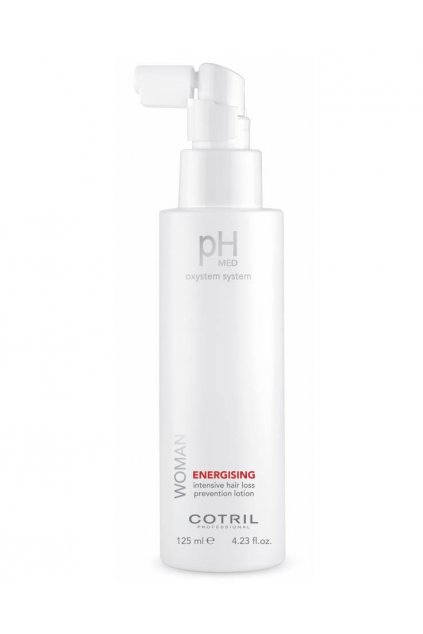 Cotril pH-MED Energising Tonikum Woman proti padání vlasů, pro ženy 125ml