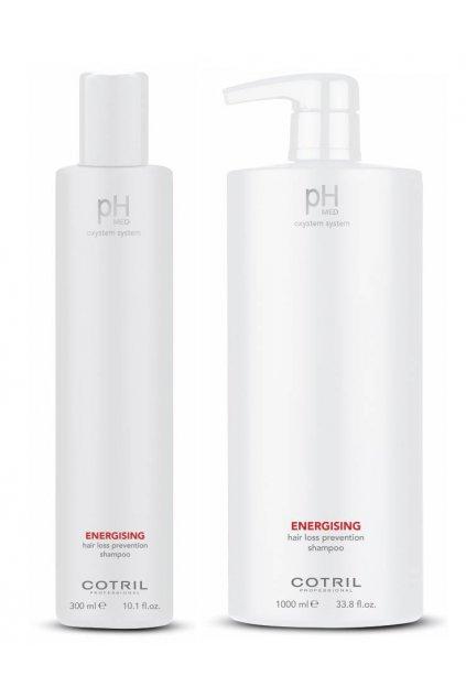 Cotril pH-MED Energising Šampon proti padání vlasů