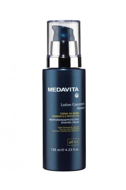 Medavita LC-HOMME Krém na holení vhodný pro vousy normální až tvrdé 125ml
