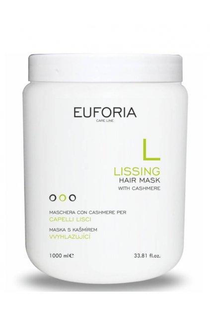 Euforia LISSING Maska vyhlazující proti krepatění regenerační s kašmírem 1000ml