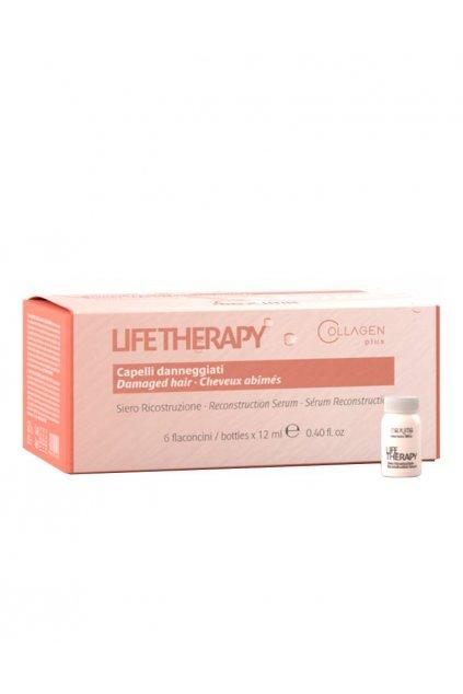 Maxima LIFE Obnovující sérum s komplexem aminokyselin pro poškozené vlasy