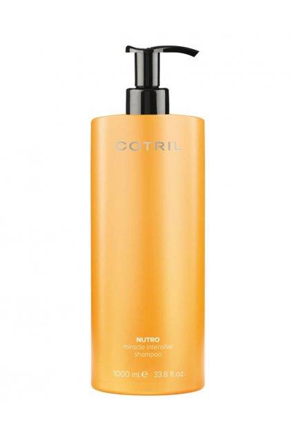 Cotril NUTRO MIRACLE Šampon vyživující pro suché a dehydratované vlasy