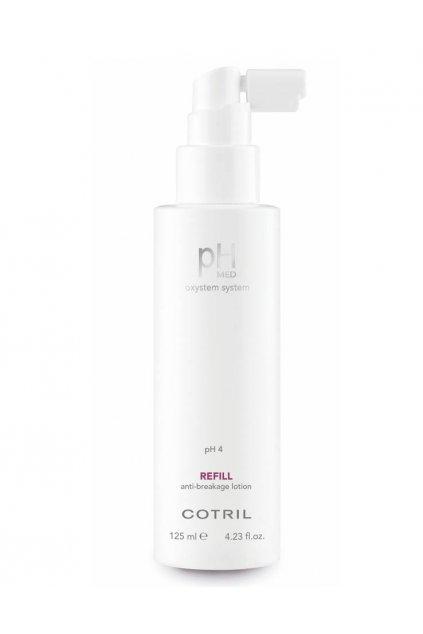 Cotril pH MED REFILLTonikum posiluje křehké a ztenčené vlasy, proti lámání 125ml