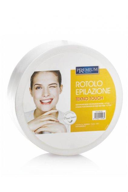 Kosmetické epilační pásky PREMIUM Tekno Touch kotouč 7cmx70m