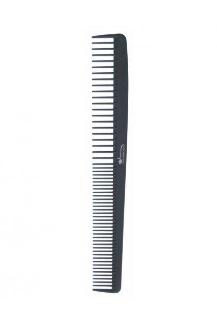Hřeben DELRIN POM dlouhý, velmi řídký/řídký 21,3cm