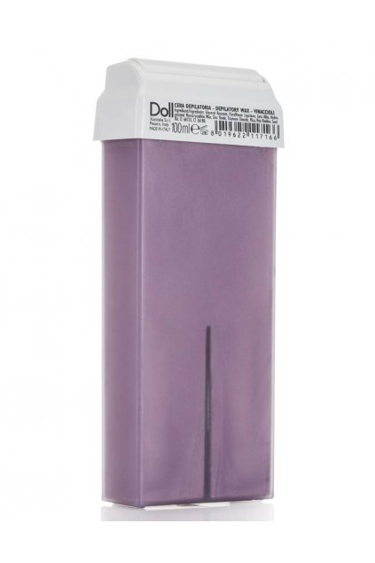 Xanitalia Epilační vosk HROZNOVÝ ovocné výtažky, s Roll-on hlavicí 100ml