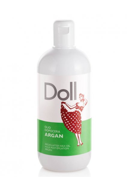 Xanitalia Olej po epilaci ARGAN hloubkově čistí, hydratuje, dáva pružnost pokožce 500ml