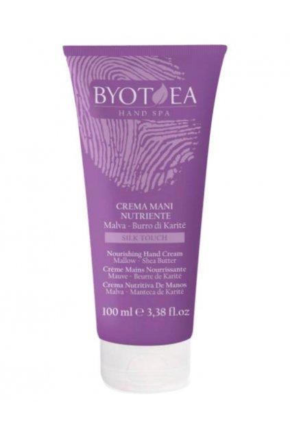 Byotea Body Care vyživující krém na ruce s máslem karité a vitamínem E 100ml