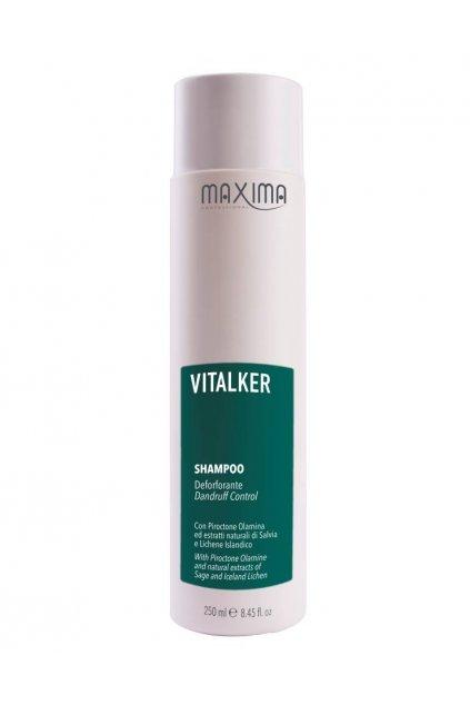 Maxima VITALKER Šampon proti lupům s Piroctone Olamine 250ml