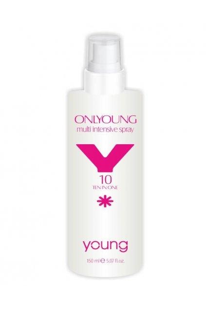 Young ONLYOUNG 10v1 Multifunkční sprej s intenzivním působením 150ml