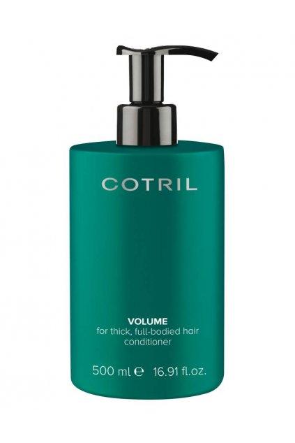 Cotril VOLUME Kondicionér objemový pro jemné vlasy, se zázvorem