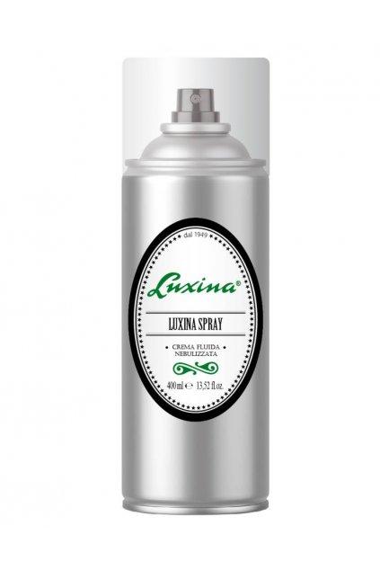 Luxina CREMA SPRAY tekutý krém ve spreji, hydratace suchých vlasů 400ml
