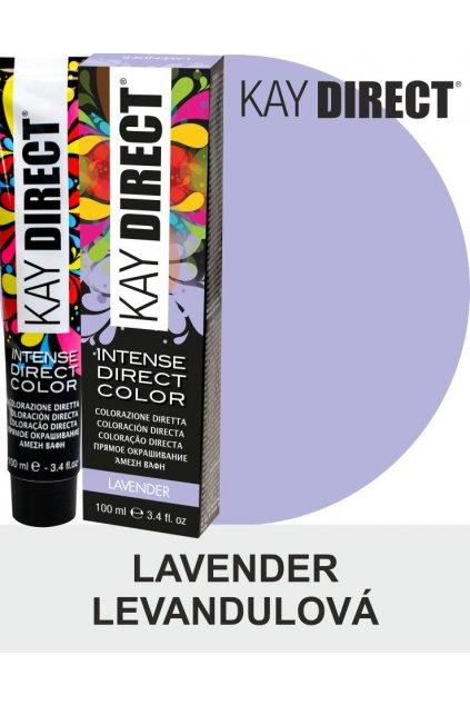 Kay Direct barva na vlasy Lavender Levandulová 100ml