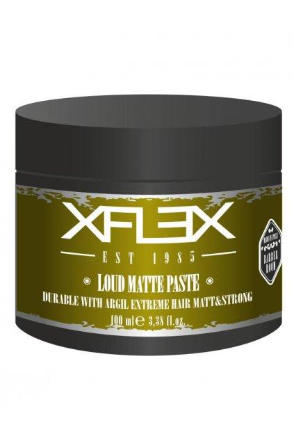 Xflex LOUD MATTE Modelovací hlína pasta silná, ultra matný efekt 100ml