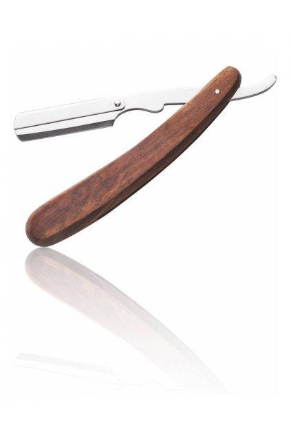 Břitva na holení dřevěný úchyt, Xanitalia
