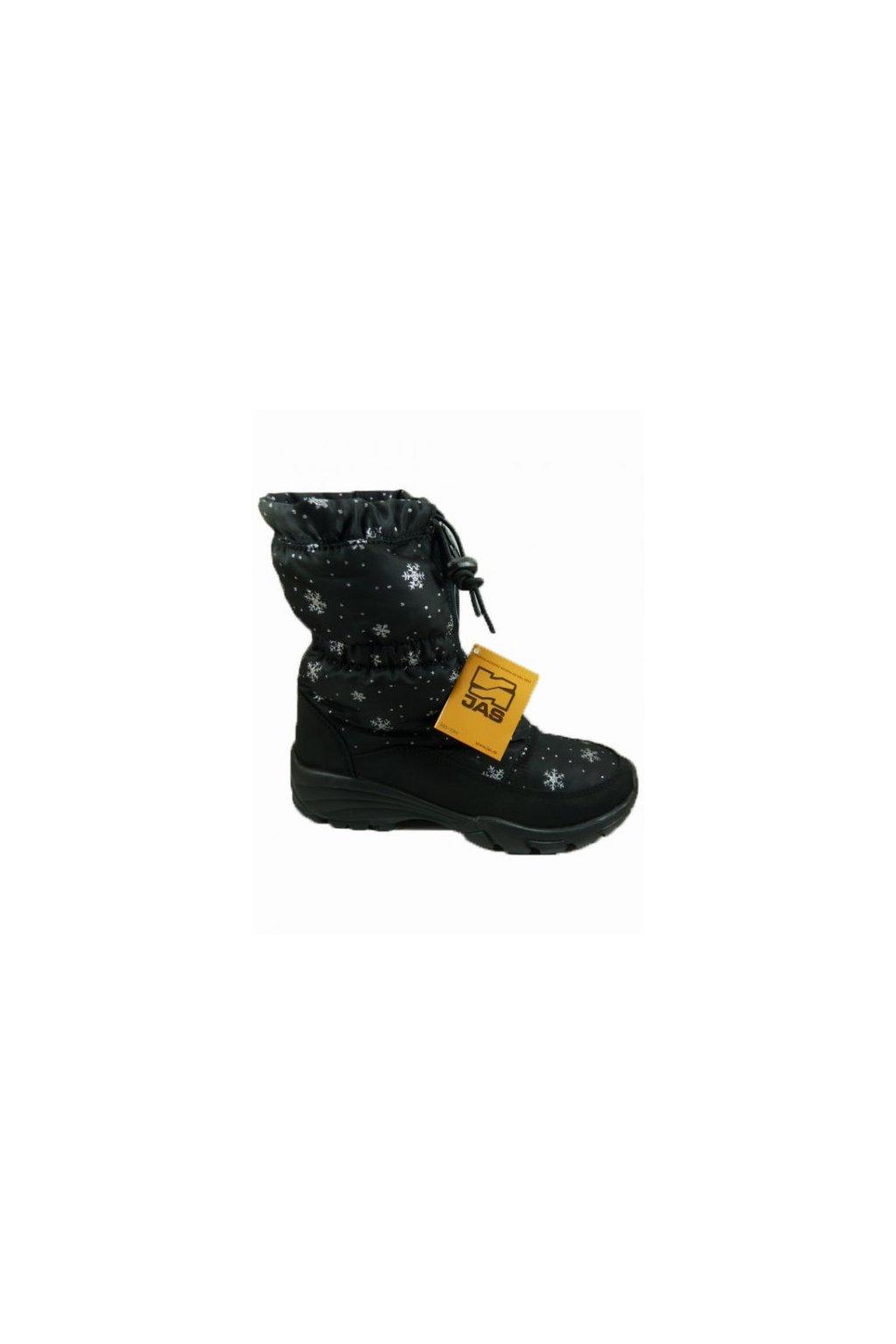 T-Shoes 265602D  č vločka