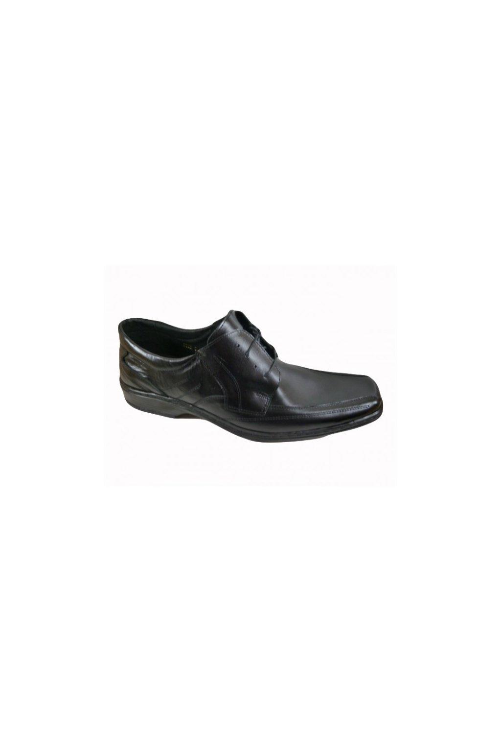 Nadměrná pánská obuv Hujo 602