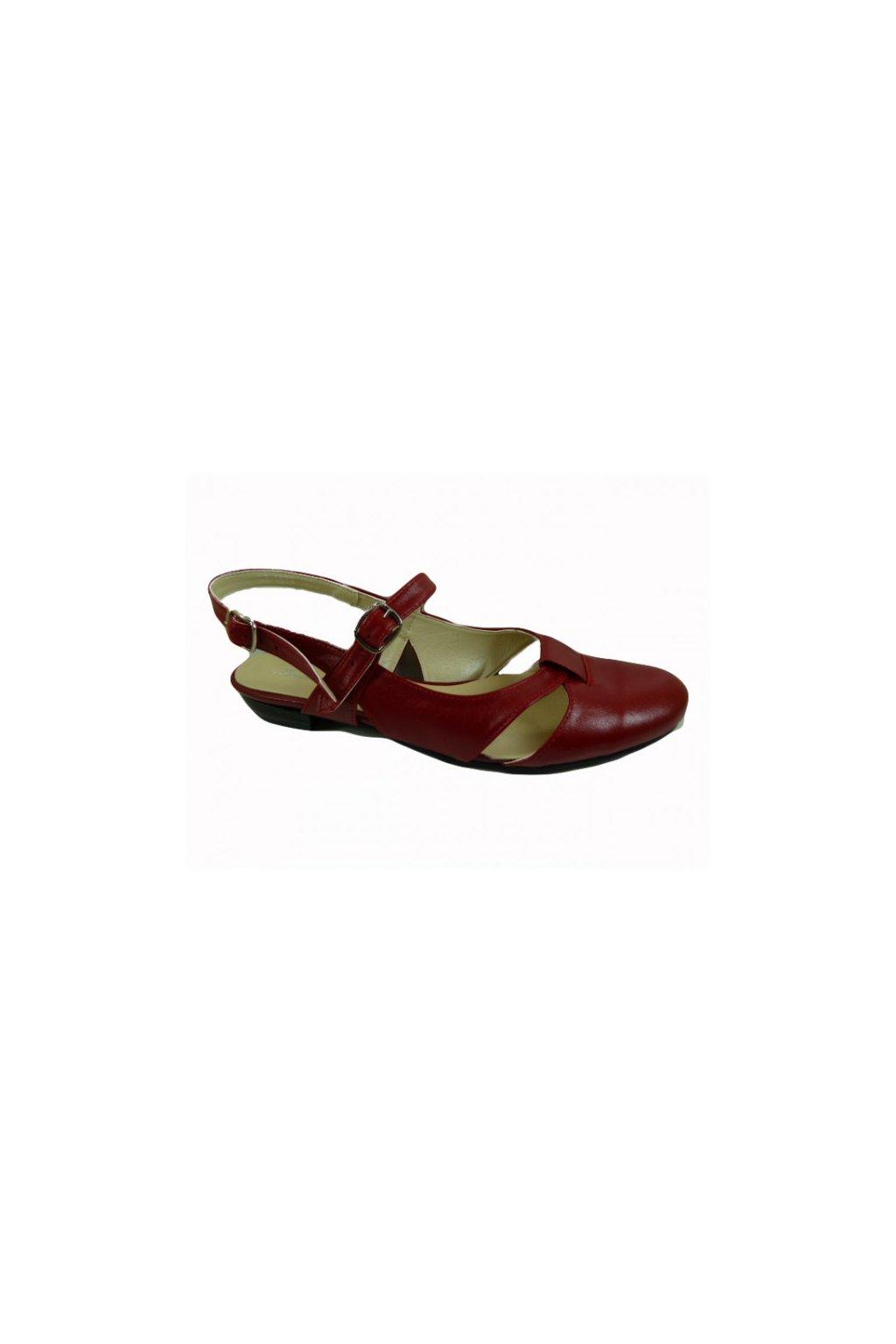 Dámská nadměrná obuv Kuda 9546/0157