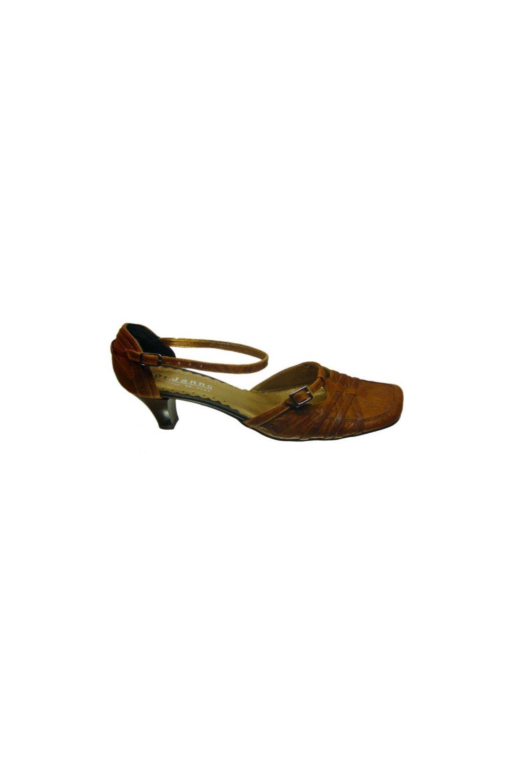 Nadměrná dámská obuv Kuda 9070