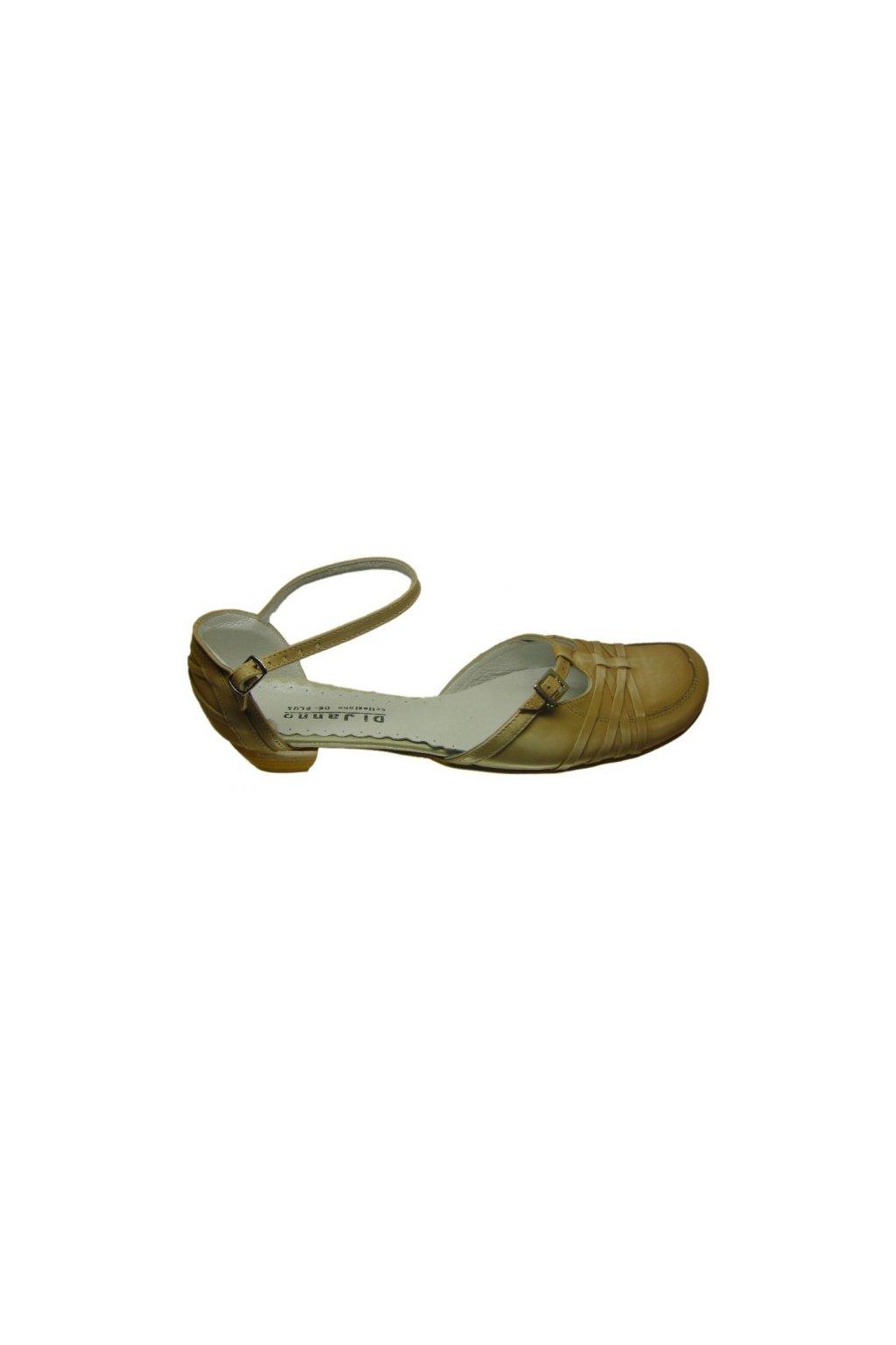 Nadměrná dámská obuv Kuda 9077