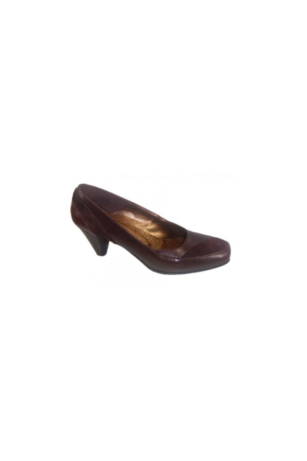Podměrná dámská obuv Hujo 135