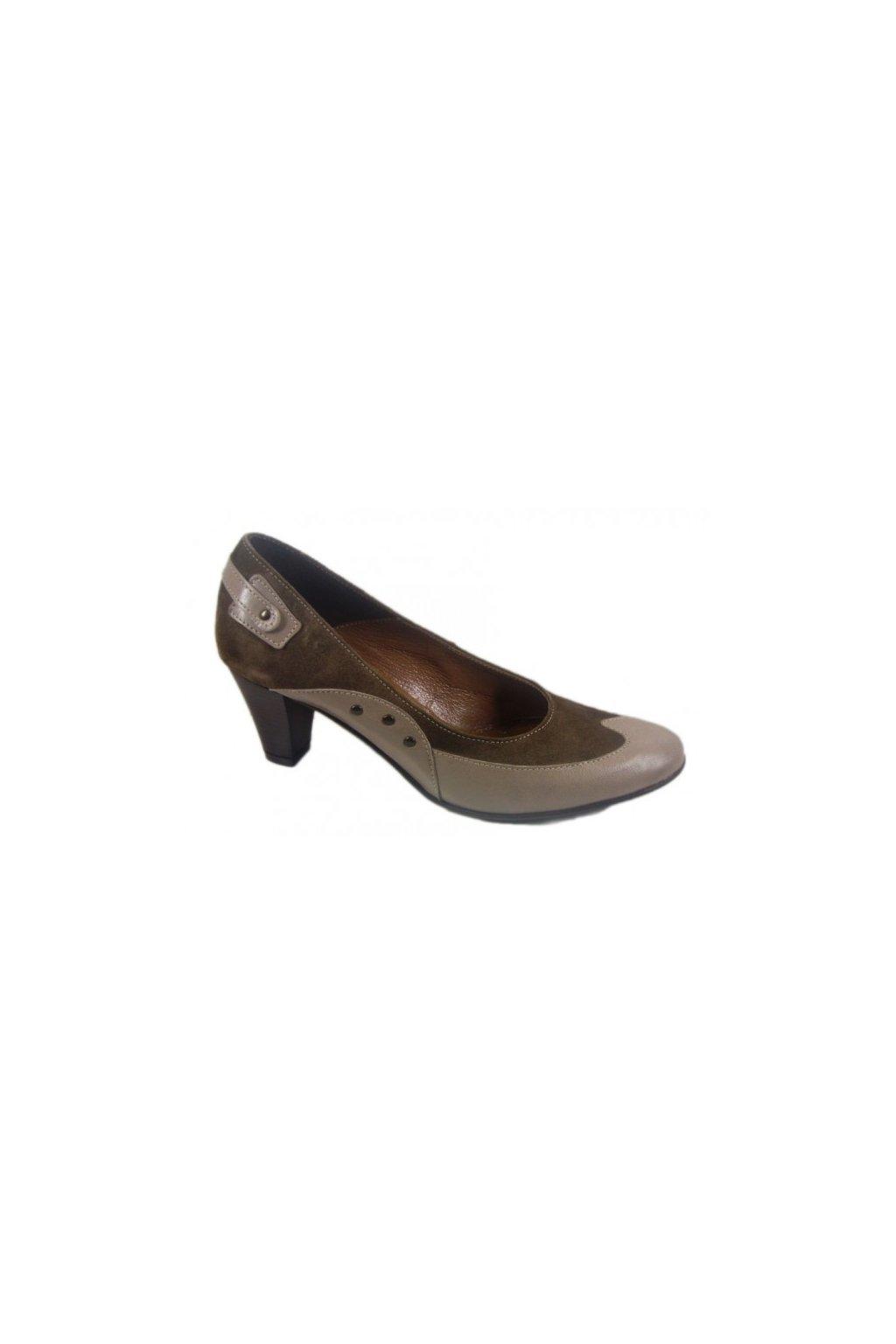 Podměrná dámská obuv Hujo 136