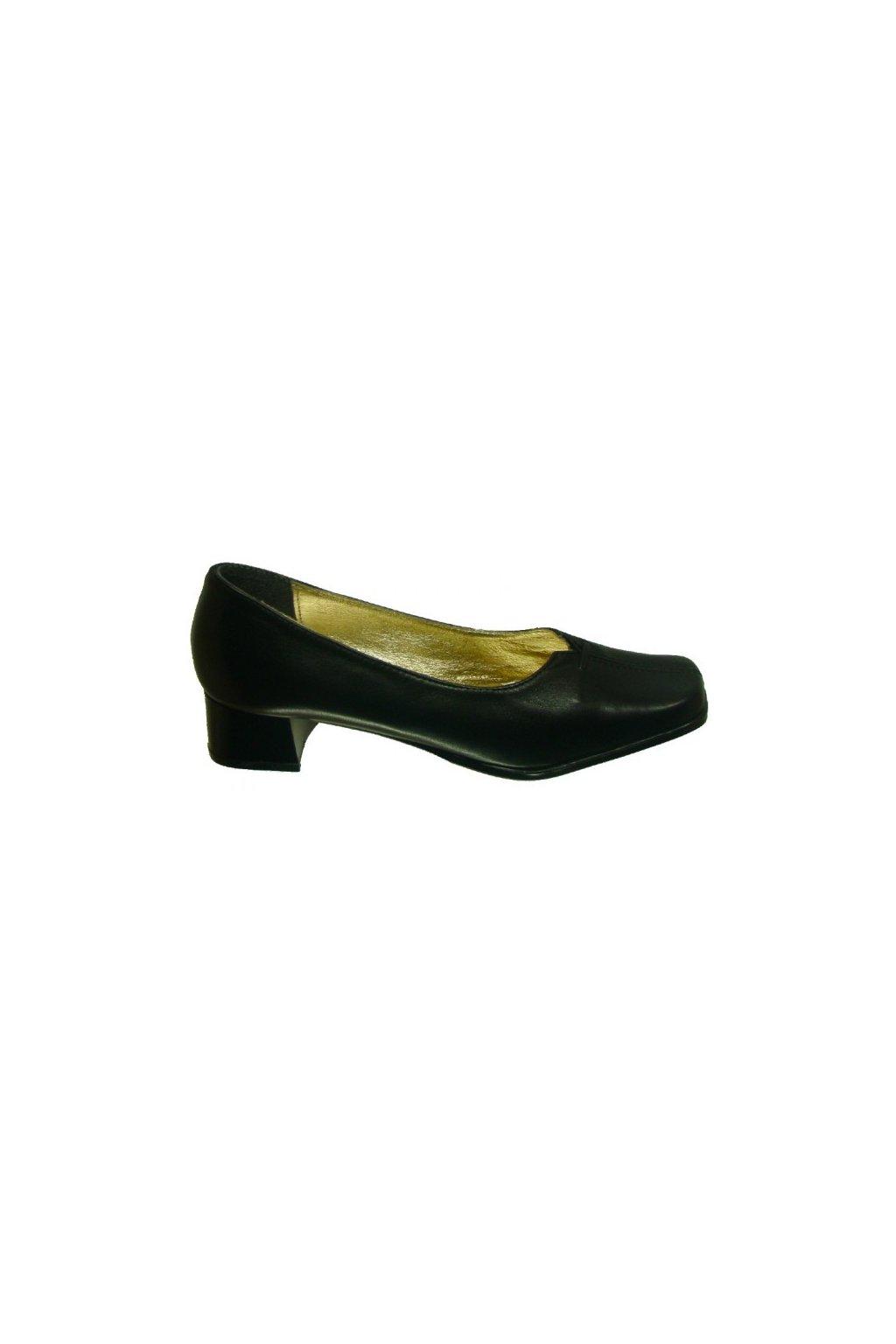 Podměrná dámská obuv Kuda 9086