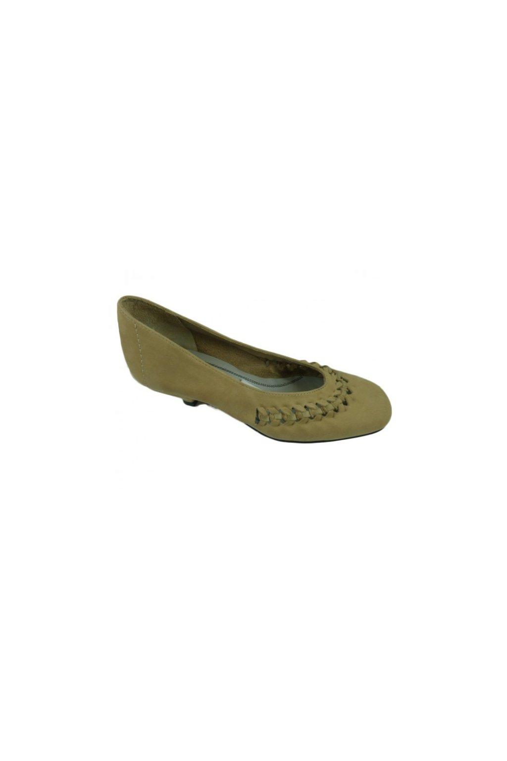 Podměrná dámská obuv Maxam 717