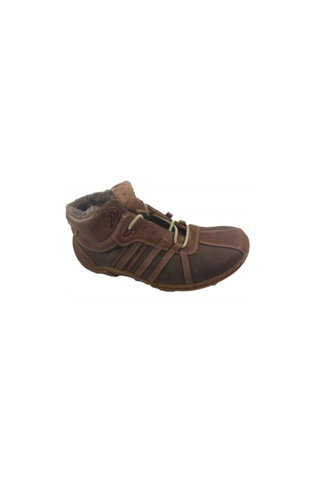 Nadměrná pánská obuv Kuda 566 beran