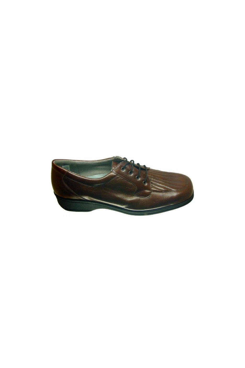 Nadměrná dámská obuv Kuda L.C.2001