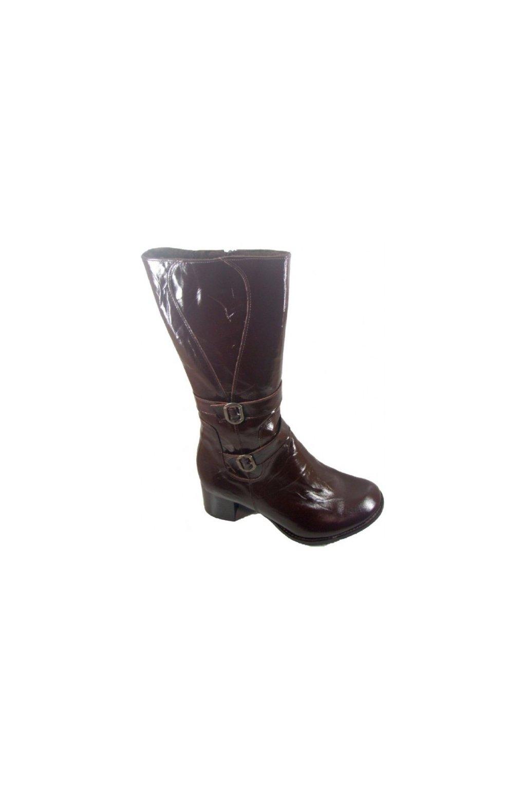 Nadměrná dámská obuv Kuda 9260