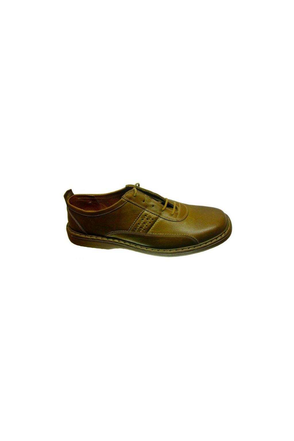 Nadměrná pánská obuv Texevo 537D