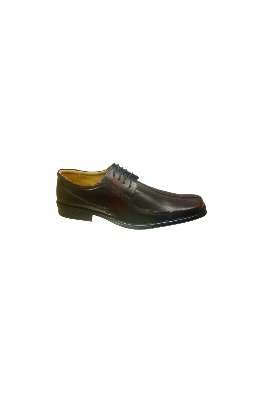 Nadměrná pánská obuv Kuda 524 hnědá
