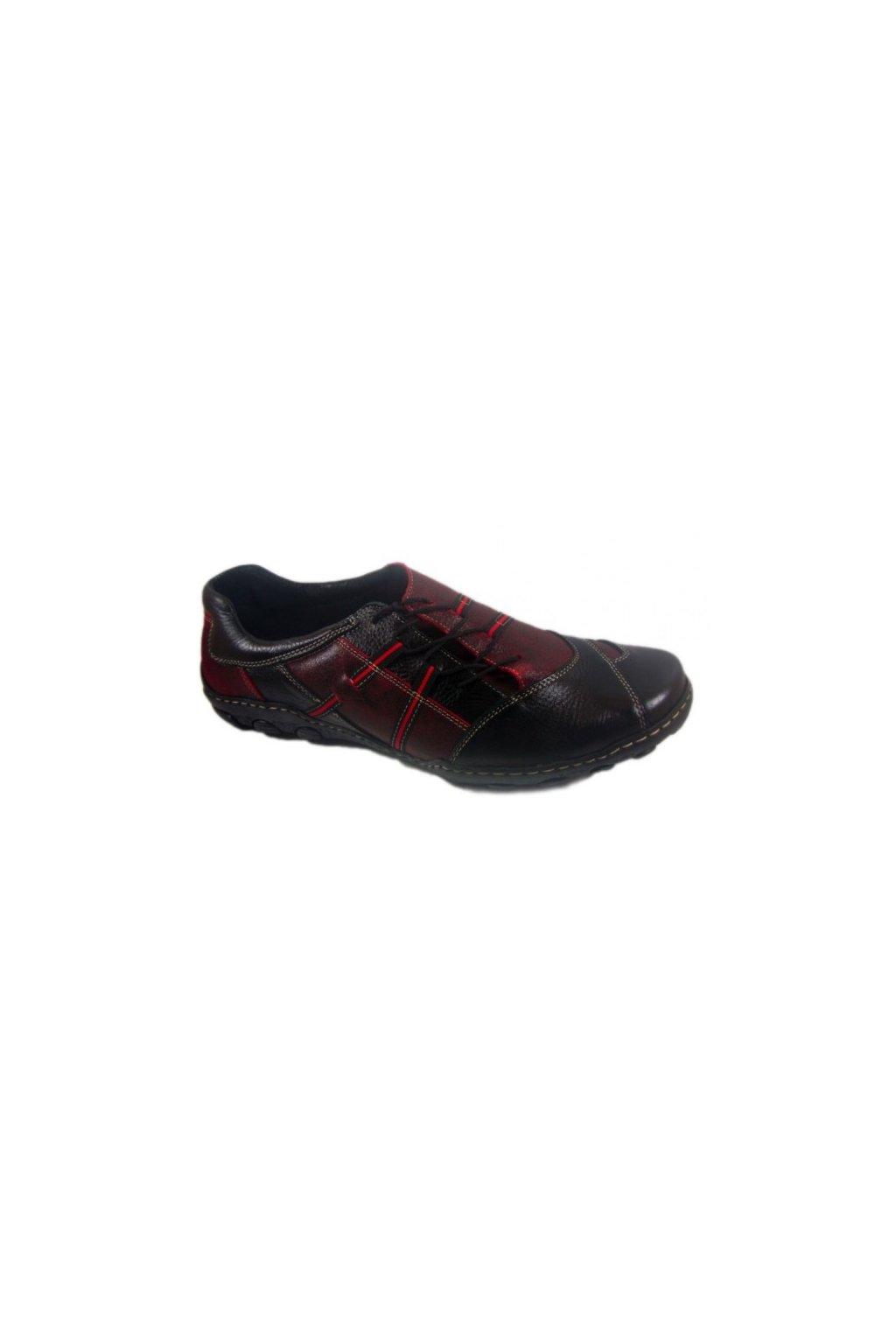 Nadměrná pánská obuv Kuda 573