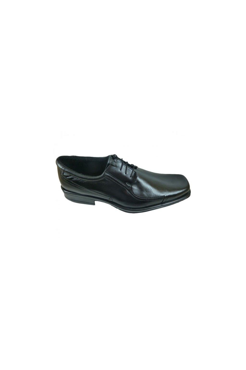 Nadměrná pánská obuv Kuda 523 zimní