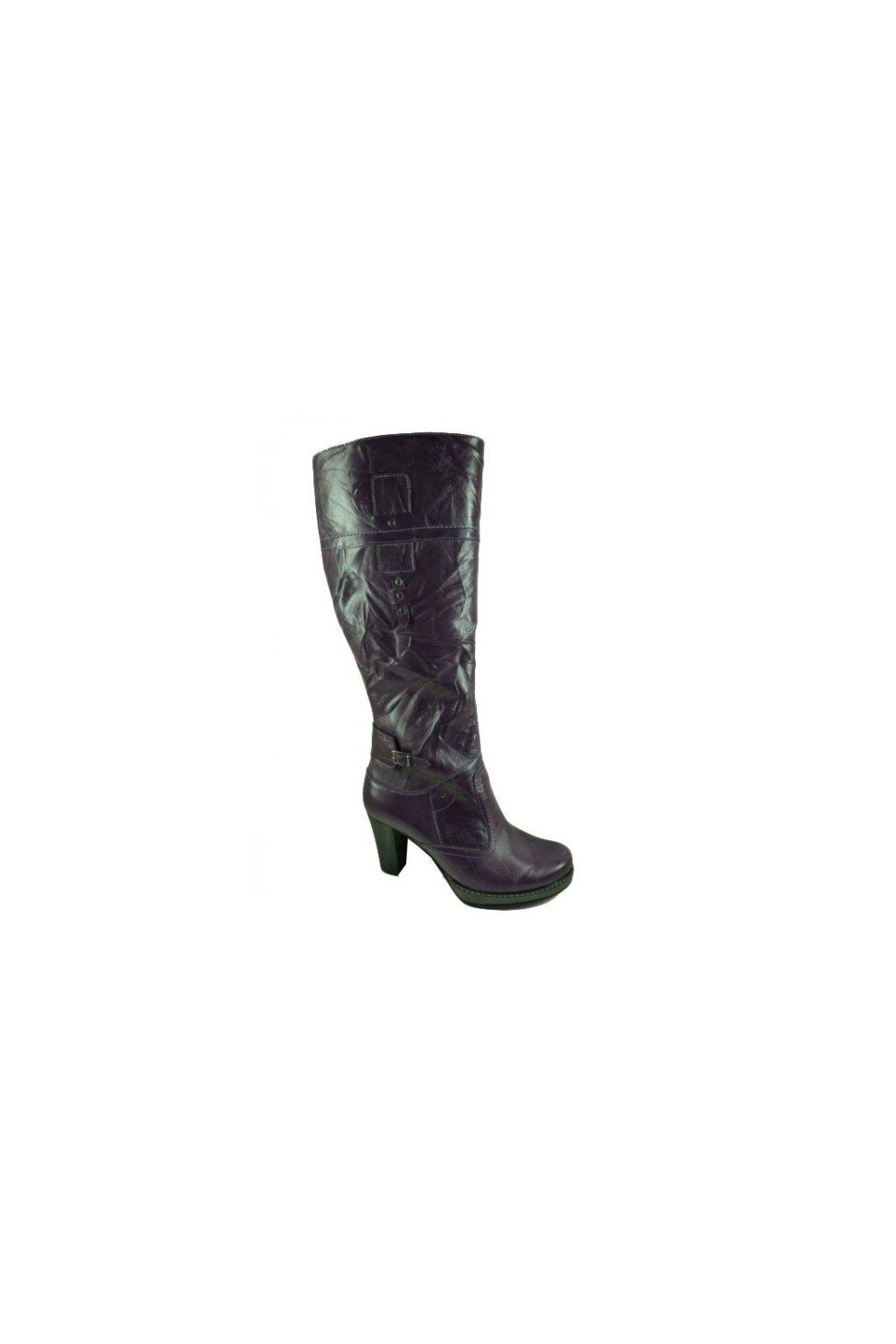 Nadměrná dámská obuv Hujo K53