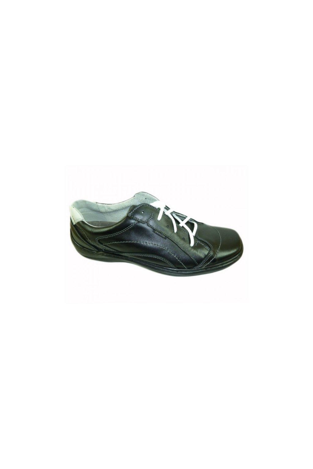 Nadměrná  pánská obuv Alex 272 černá